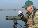 Birder digiscoper Adolf